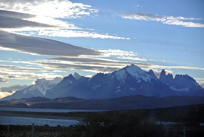 Torres del Paine Nationalpark... einmal rundherum war das Ziel :-)