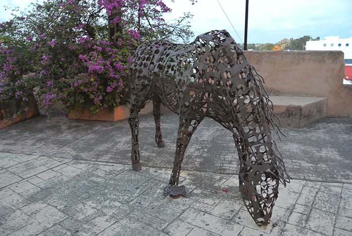 Santo Domingo... eine Künstlerstadt ;)