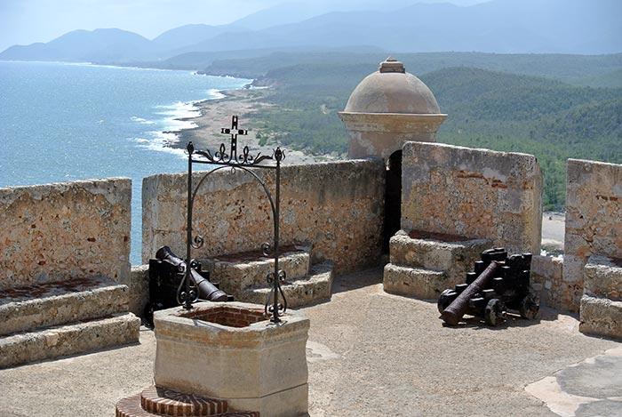 Ausflug zum Castillo del Morro